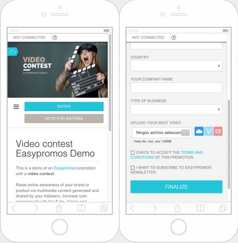 Video contests synchronized with Dropbox: news, features and
