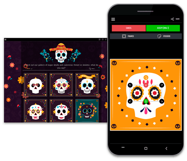 halloween contests, day of the dead sugar skulls