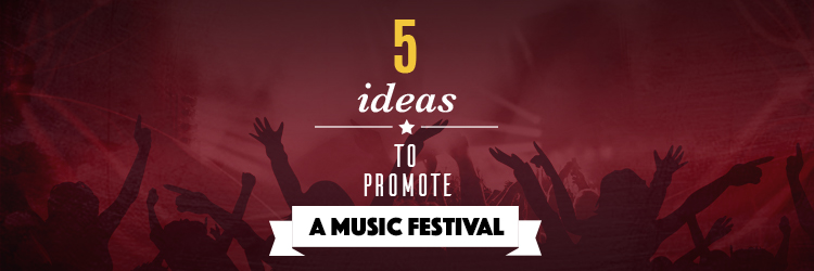 5 ideas music festival