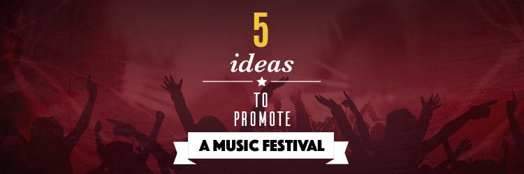 5 ideas music festival