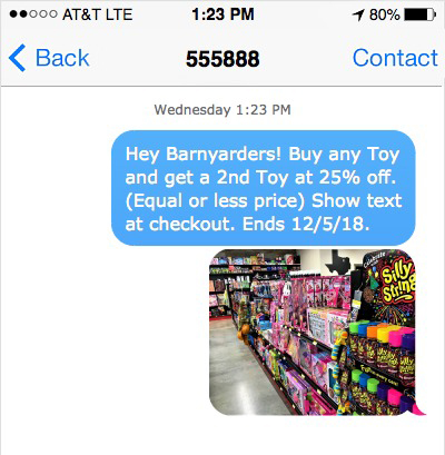 SMS marketing: your secret weapon to convert and remarket