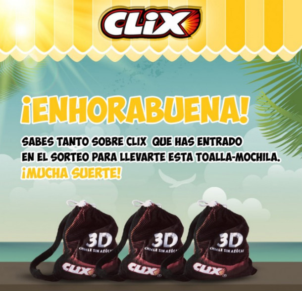 Clix promotion