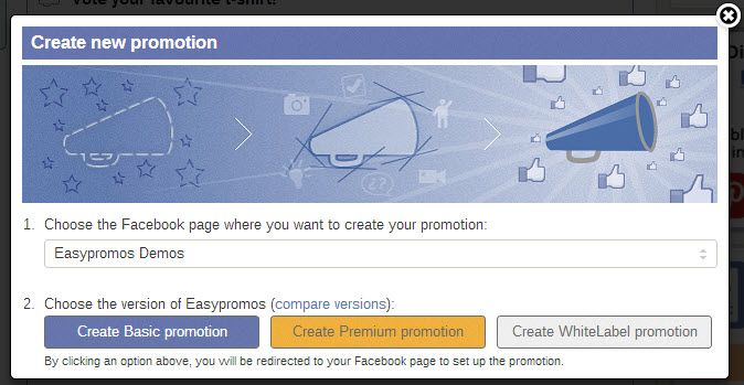 how to create registration form in facebook page