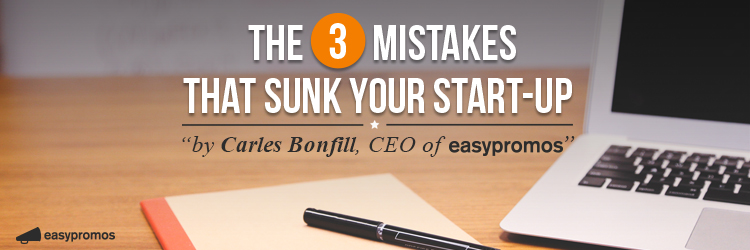 start-up mistakes