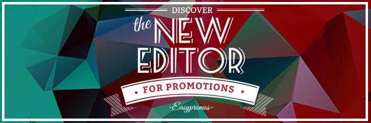 Easypromos new editor