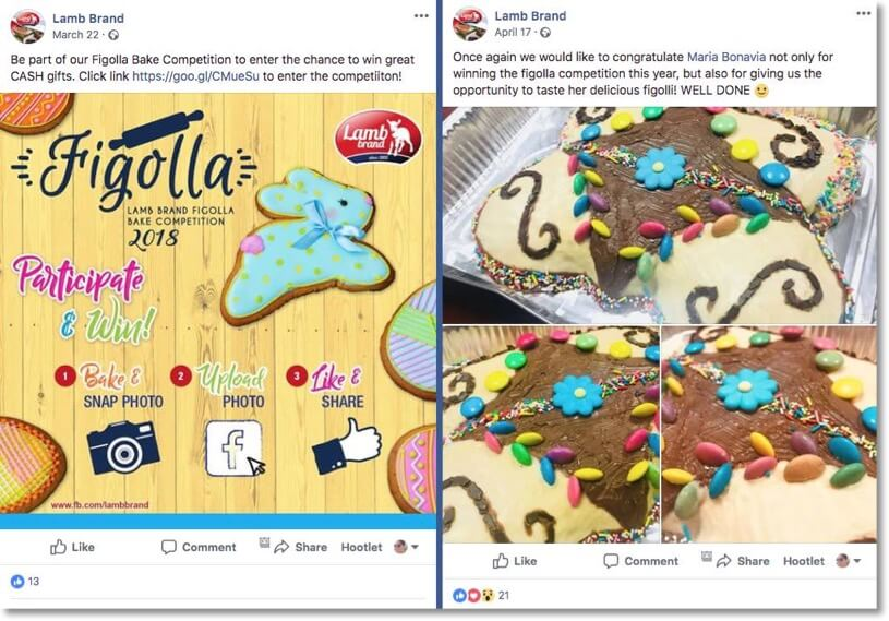Figolla_facebook posts Easter Photo Contest