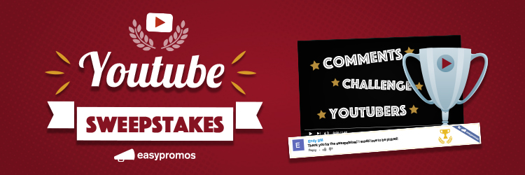 Youtube Sweepstakes