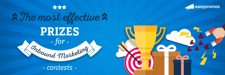 prizes for Inbound Marketing contests