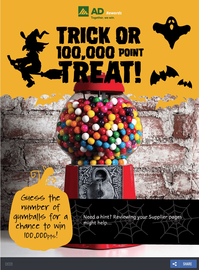 spookily effective ideas for halloween promotions on facebook