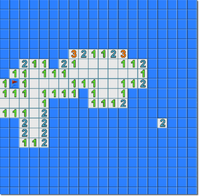 branded minesweeper game