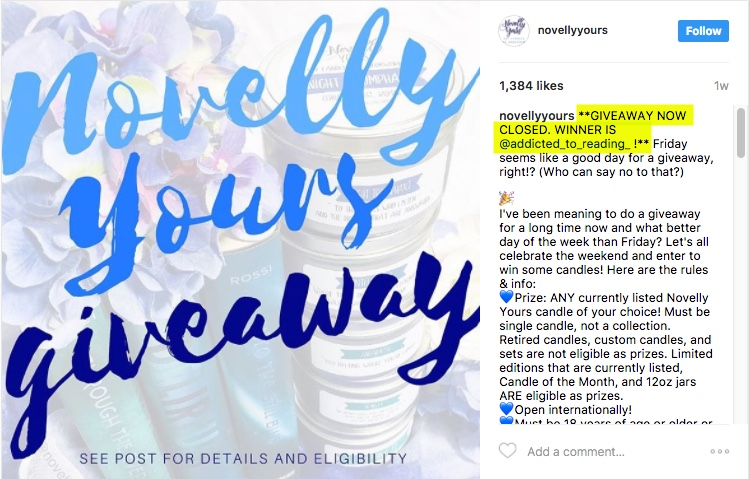 Post_with_edit_novellyyours_Instagram_Sweepstakes