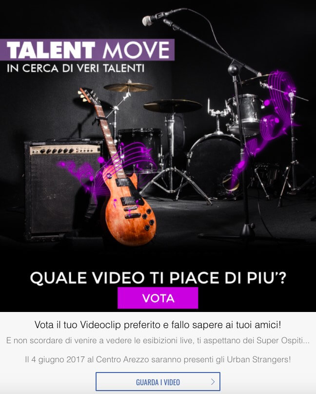 TalentMove_Pick_your_favorite_video