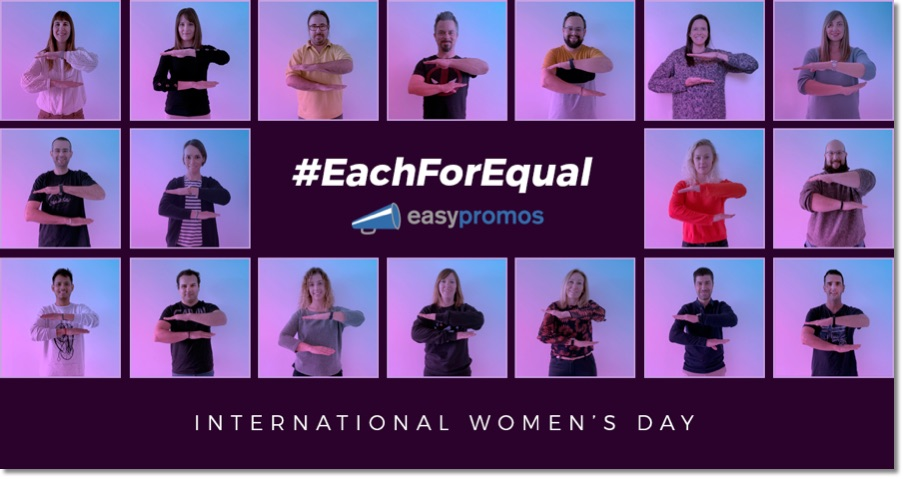 Womens day campaign Easypromos