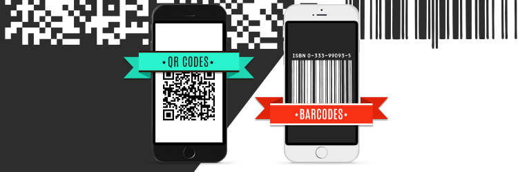 barcodes promotional codes qr