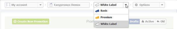 Browse Easypromos versions