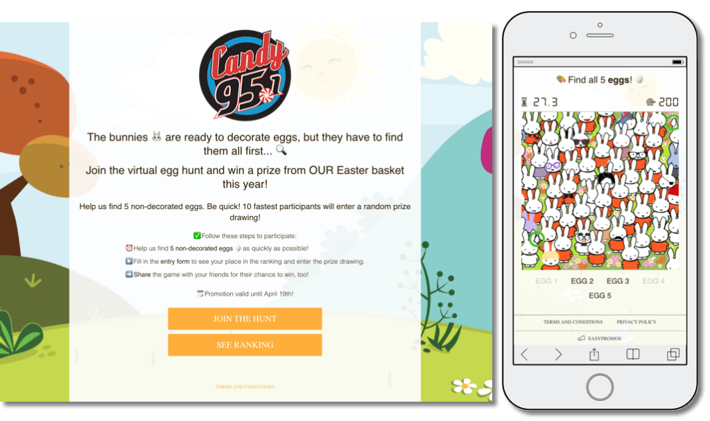candy 95.1 brand positioning