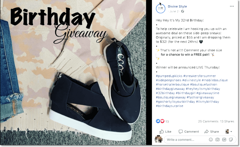 divine style fashion giveaway