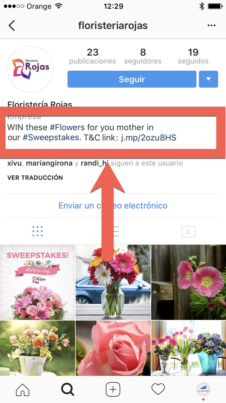 how to add a link to an instagram post