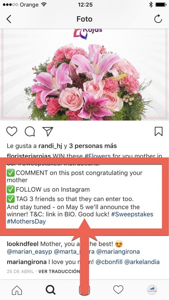 Instagram Sweepstakes 03