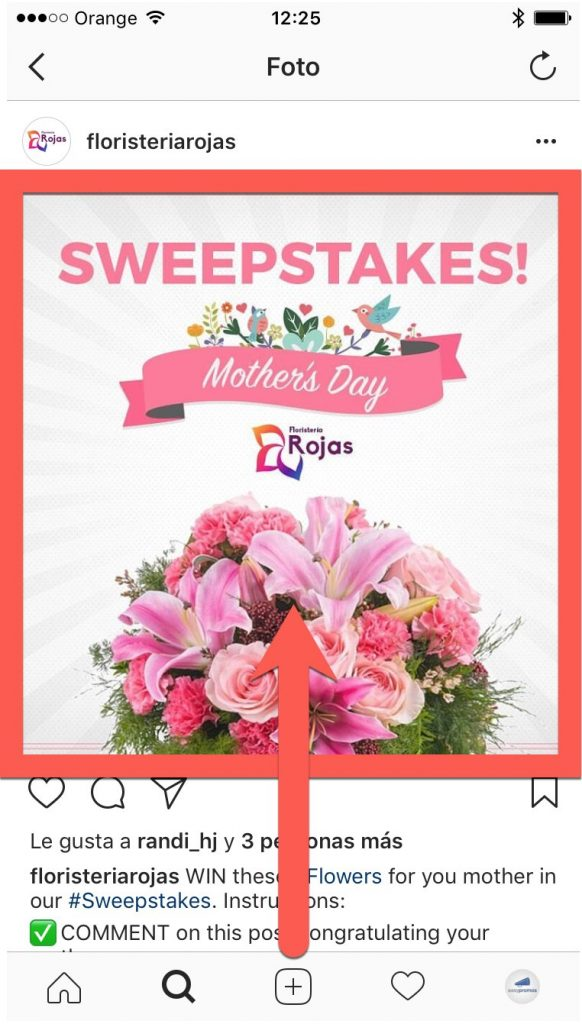 Instagram Sweepstakes 01
