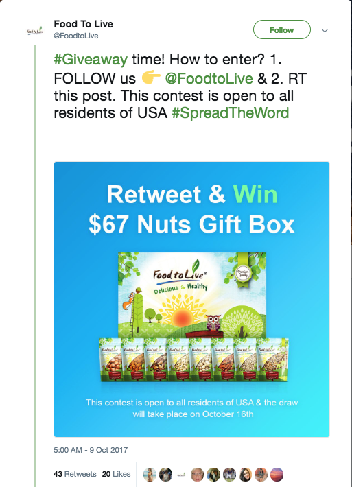 7 Twitter Giveaway Ideas to Make Your Brand Go Viral