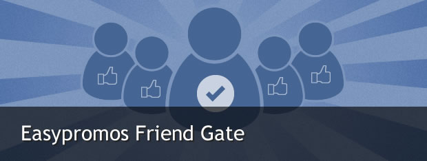 Easypromos Friend Gate