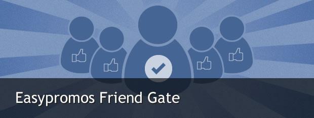 Easypromos Friend Gate