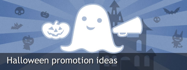 Halloween promotion ideas