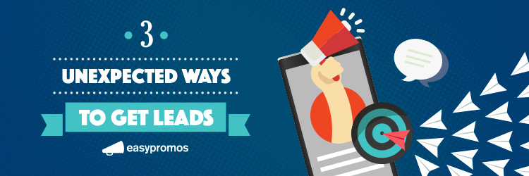 3 unexpected ways to get leads