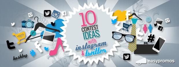 10 contest ideas instagram twitter