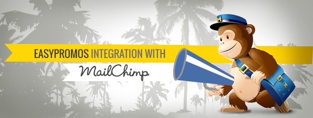 Easypromos integration with Mailchimp