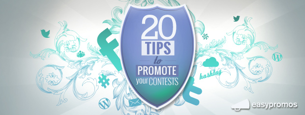 20 tips to promote contests