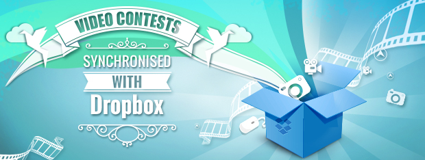 dropbox integration video contest