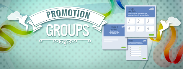 Promotions Groups