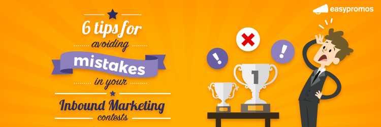 Inbound Marketing contests