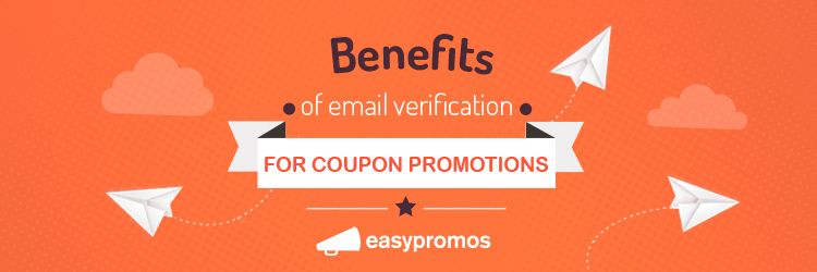 Image of Benefits of email verification for coupon campaigns