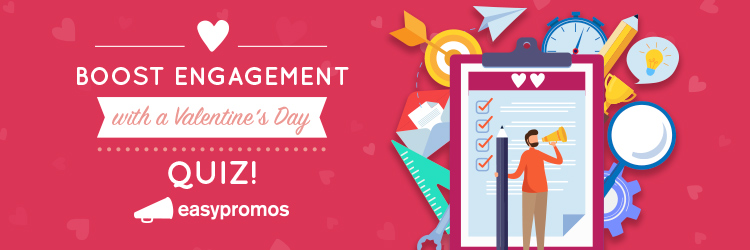 Boost engagement with a Valentine's Day quiz