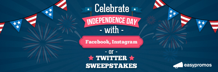 Celete the 4th of July with an Independence Day giveaway on events newsletter template, memorial day newsletter template, st patricks day newsletter template, red newsletter template, disney newsletter template, cinco de mayo newsletter template, one newsletter template, school newsletter template, flag day newsletter template, art newsletter template, birthday newsletter template, patriotic newsletter template, valentine's newsletter template, vacation newsletter template, july 4th email marketing template, october newsletter template, christmas party newsletter template, golf newsletter template, snow newsletter template, memorial day border template,