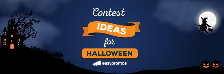 Creative contest ideas for Halloween