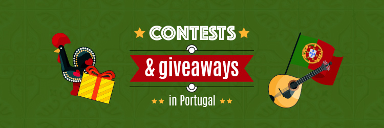 Contest and giveaway rules for Portugal
