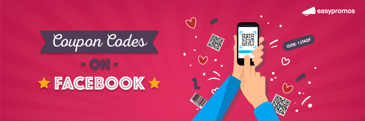 How to offer coupon codes on facebook couponcodesonfacebook fandeluxe Images
