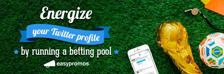 Betting Pool on Twitter