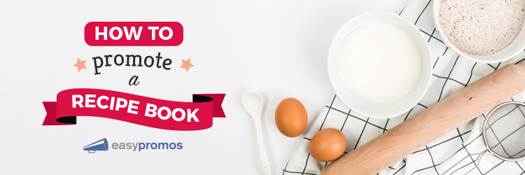 How to promote a recipe book on social media
