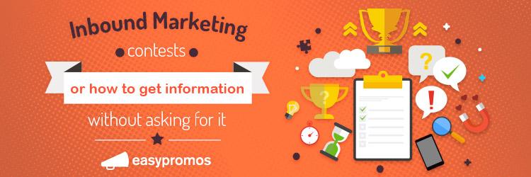 Inbound Marketing Contests