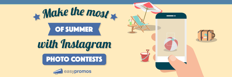Instagram photo contests