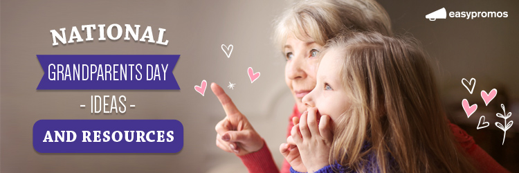 National Grandparents Day ideas