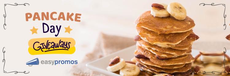 Pancake Day giveaway
