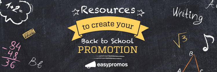 Back to School promotion resources