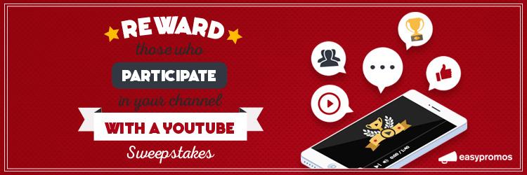 YouTube Sweepstakes