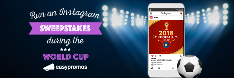 World Cup Instagram sweepstakes